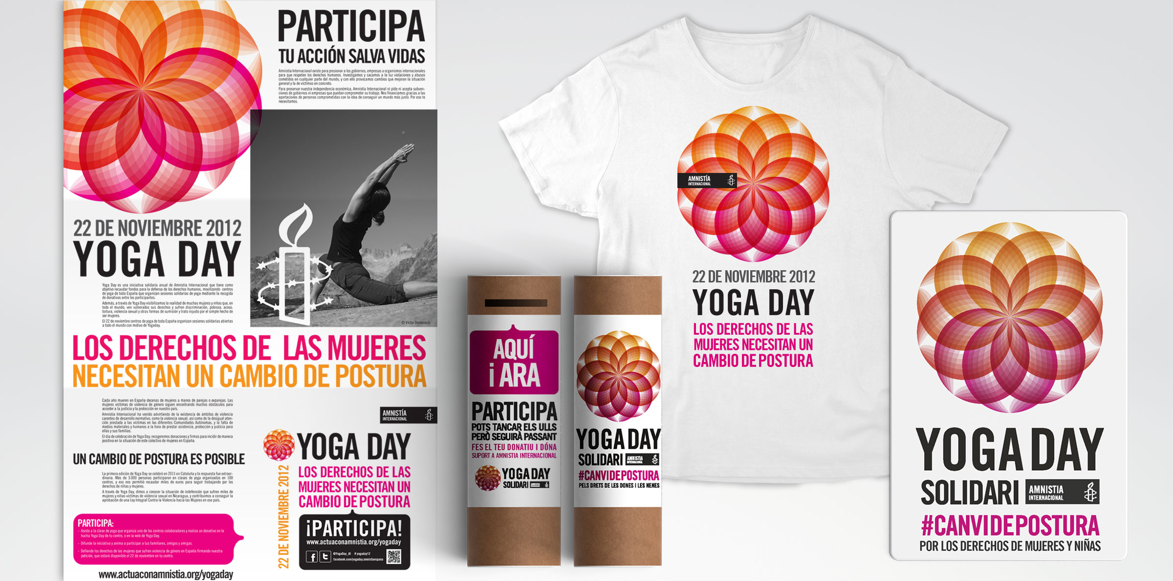 Amnistia Internacional Yoga Day 2 1 - AMNISTIA INTERNACIONAL // YOGA DAY