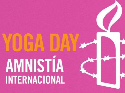 AMNISTIA INTERNACIONAL // YOGA DAY